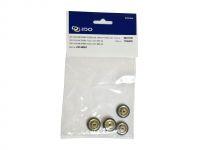 Комплект роликов (4 шт | 21 мм) душевой кабины IDO Showerama Z5148001